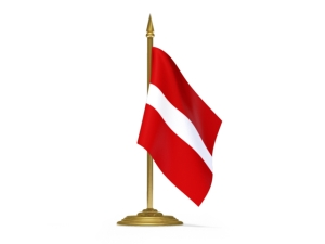 latvia_flag_with_flagpole_640