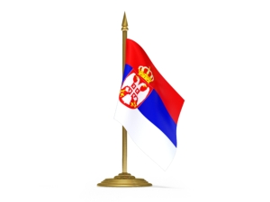 serbia_flag_with_flagpole_640