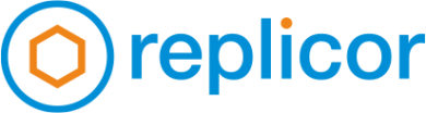 Replicor logo